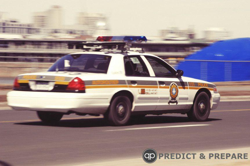 Police Car - PREDICT & PREPARE