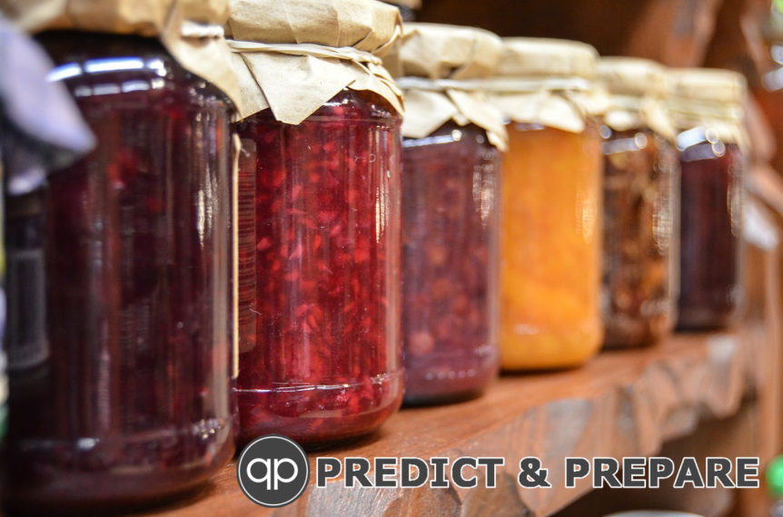 Food Storage - Predict & Prepare