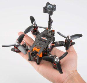 130-racing drone - predict and prepare