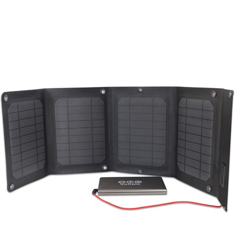 voltaic solar and battery - predict and prepare