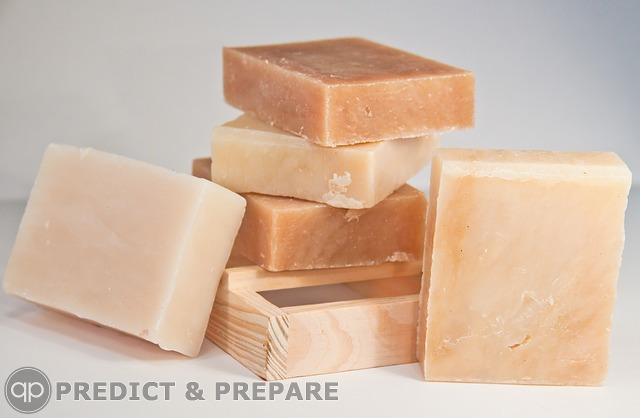 Homemade Soap - Predict and Prepare .com