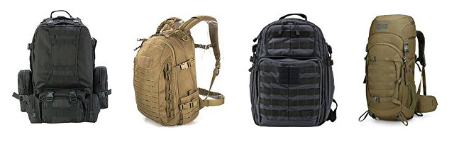 VARIETY BUG OUT BAGS - PREDICTANDPREPARE.COM
